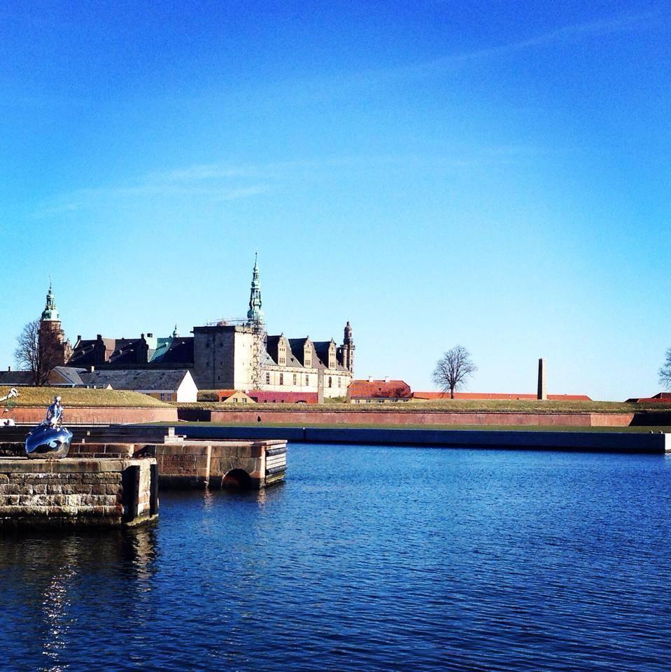 Kronborg i Helsingør