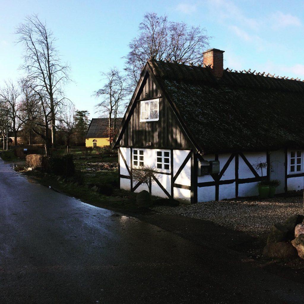 Den Danske Pilgrimsrute: Bygaden i Høje Taastrup