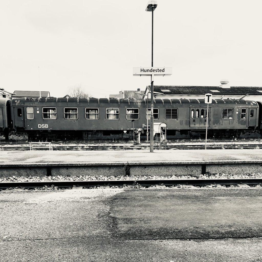 Slutningen på Nordkyststien: Ankomst til Hundested Station