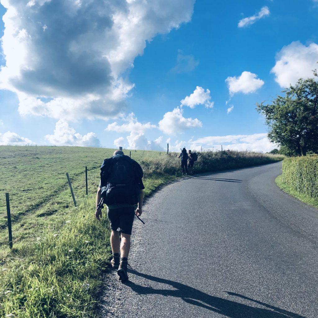 Vandring på Den Danske Pilgrimsrute