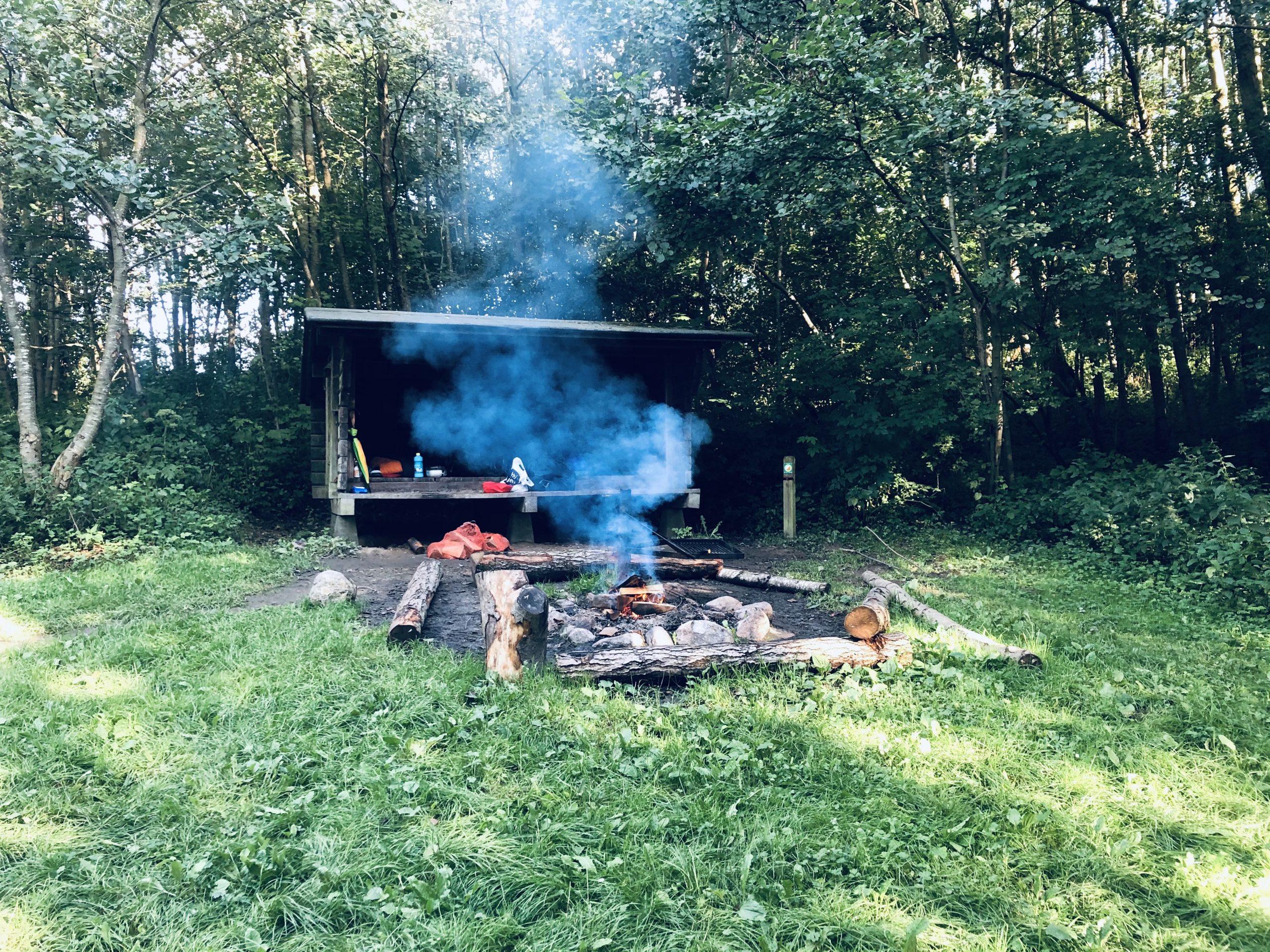 Kongskilde Lejrplads shelter